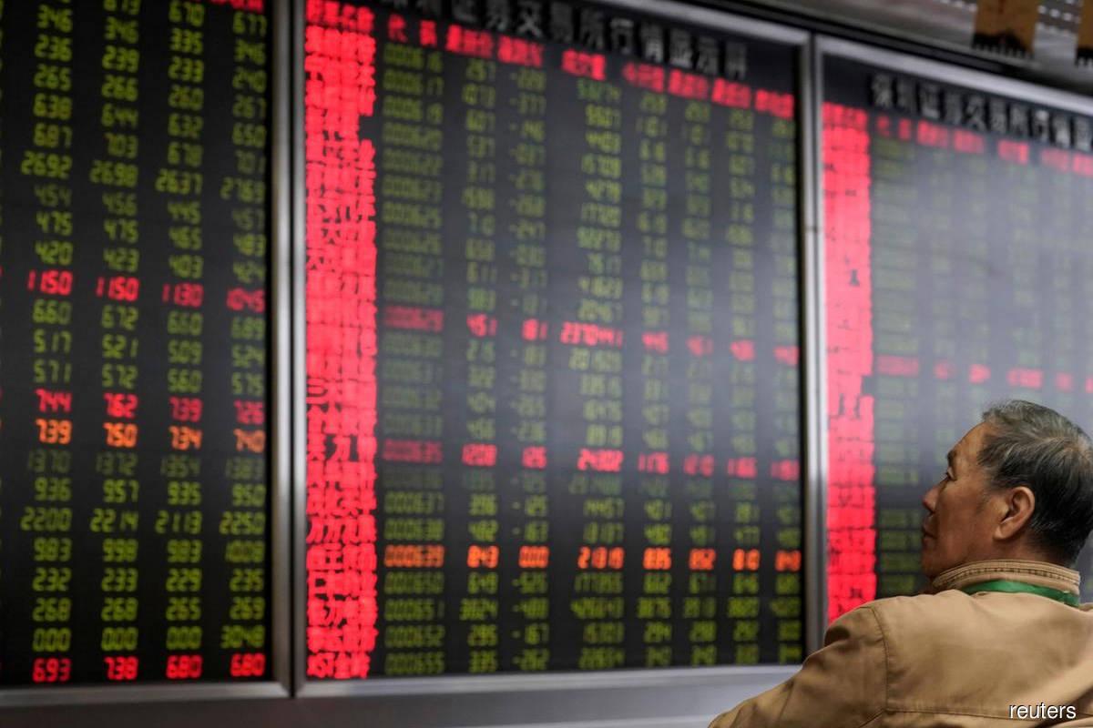 China bank stocks lose US$187b in perpetual value trap