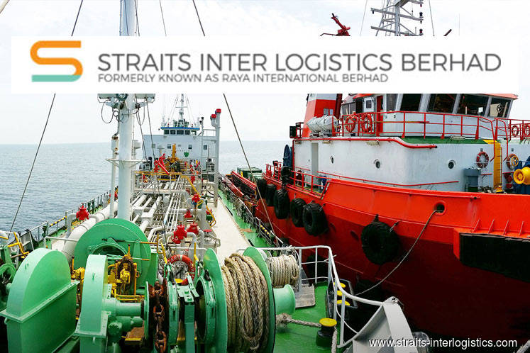 Straits Inter Logistics up 4.44% on oil tanker buy