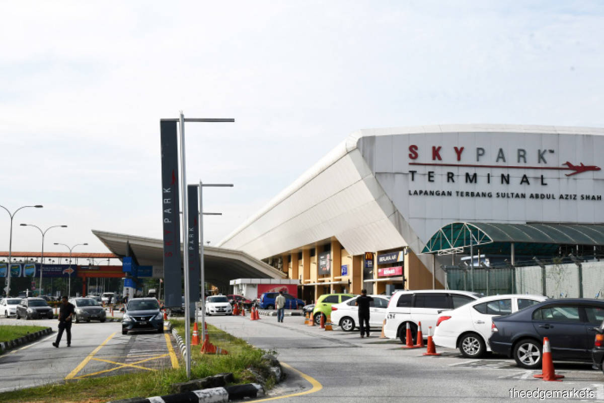 How the introduction of regional jets at Subang Airport would impact airlines