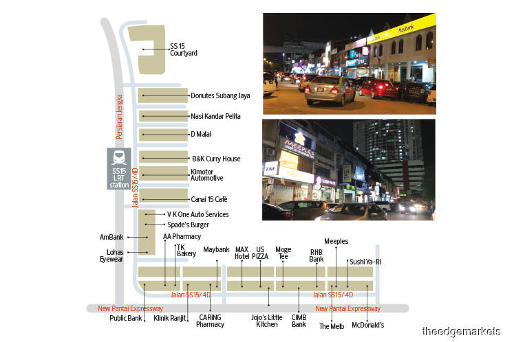 Streetscapes: Subang Jaya's SS15 continues to draw the crowds