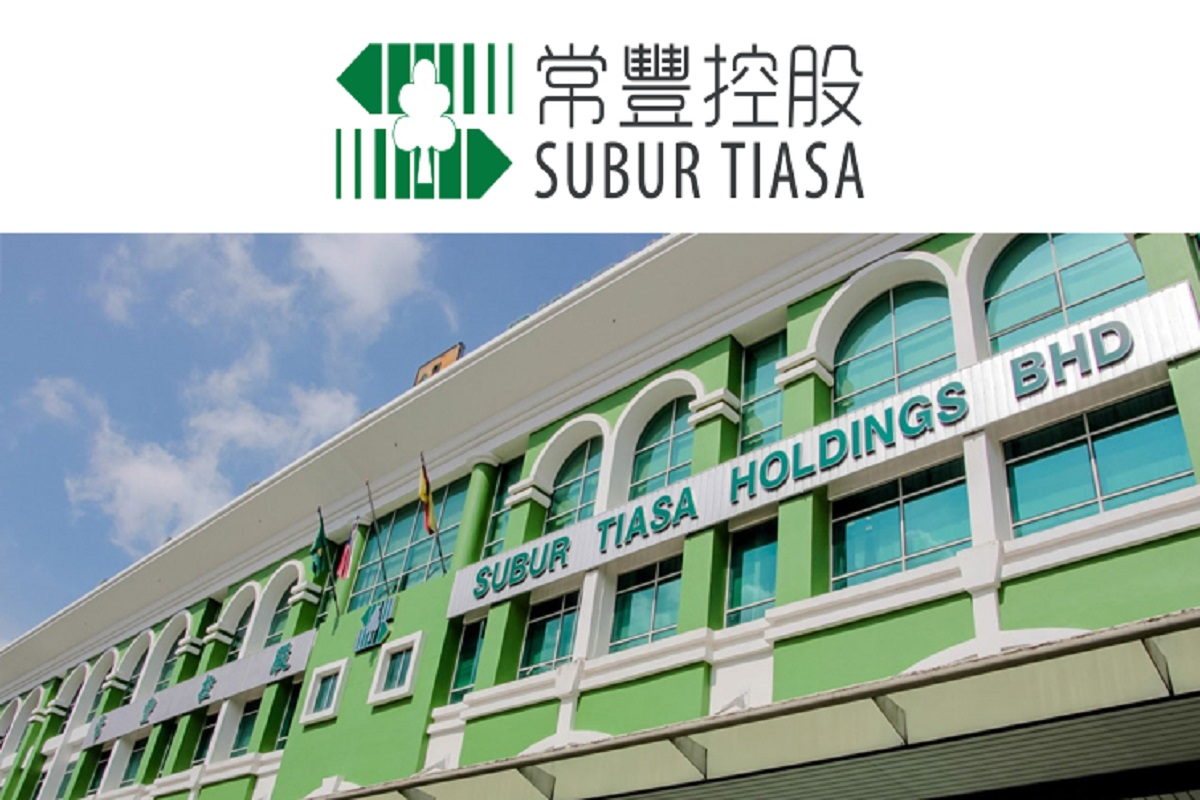 Subur Tiasa jumps as much as 24% after independent advisor says major shareholder's takeover offer not fair