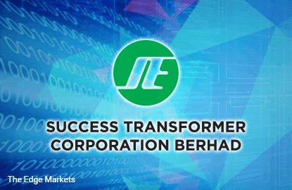 Stock With Momentum: Success Transformer Corp