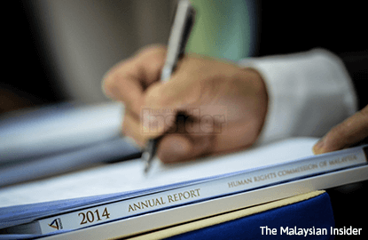 Suhakam may need to look for external funding — chairman
