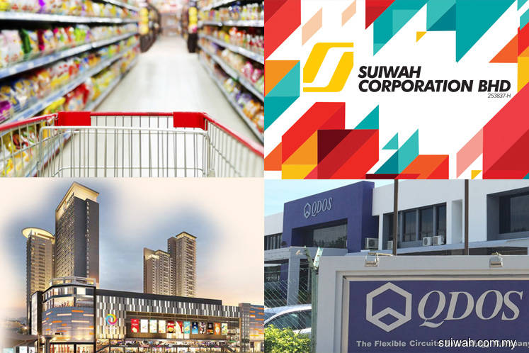 Suiwah hits limit-up after getting privatisation offer
