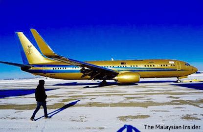 Johor sultan buys Boeing 737