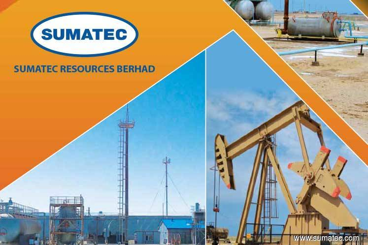 Sumatec most active after Halim Saad's CaspiOilGas cleared of dispute with creditors in Kazakhstan