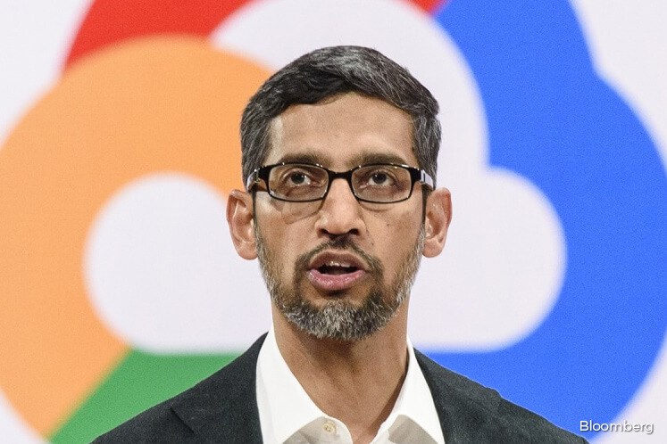Google to slow hiring for rest of 2020, CEO Pichai tells staff