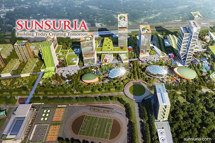 Sunsuria plans partnerships with two Chinese firms for smart logistics park, Asean automotive centre