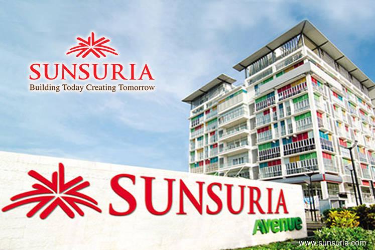 Sunsuria 3Q net profit falls 20% on lower revenue