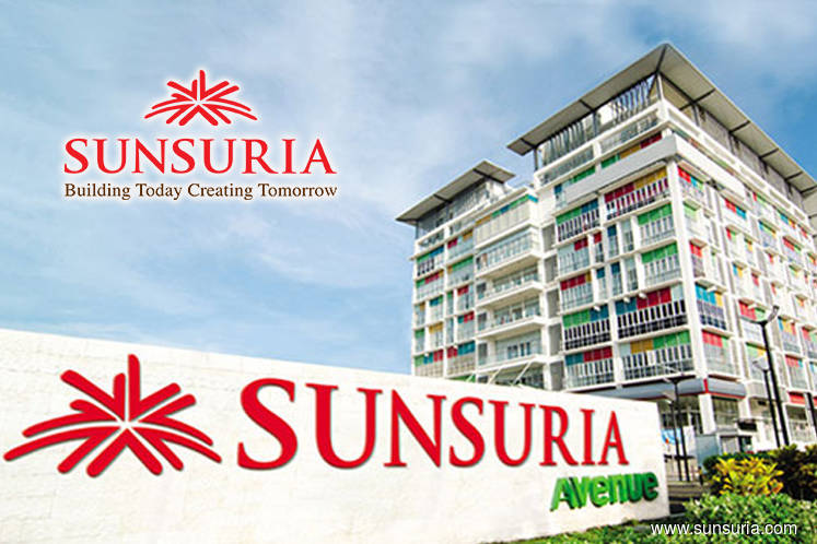 Sunsuria 4Q net profit down 87%, impacted by new accounting standards
