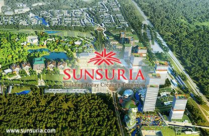 Sunsuria buys control of RM1.07b development in Selangor