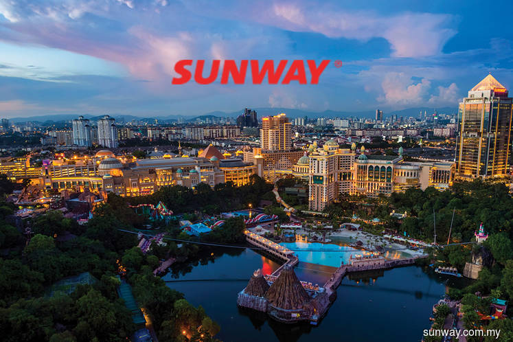 Sunway's 1H profit in line with expectations