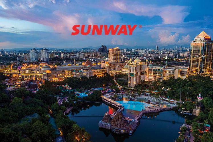 Sunway's 1Q profit climbs 13.8% despite lower revenue