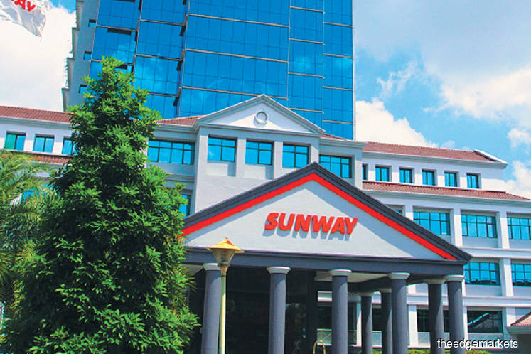 Higher FY20 earnings expected for Sunway