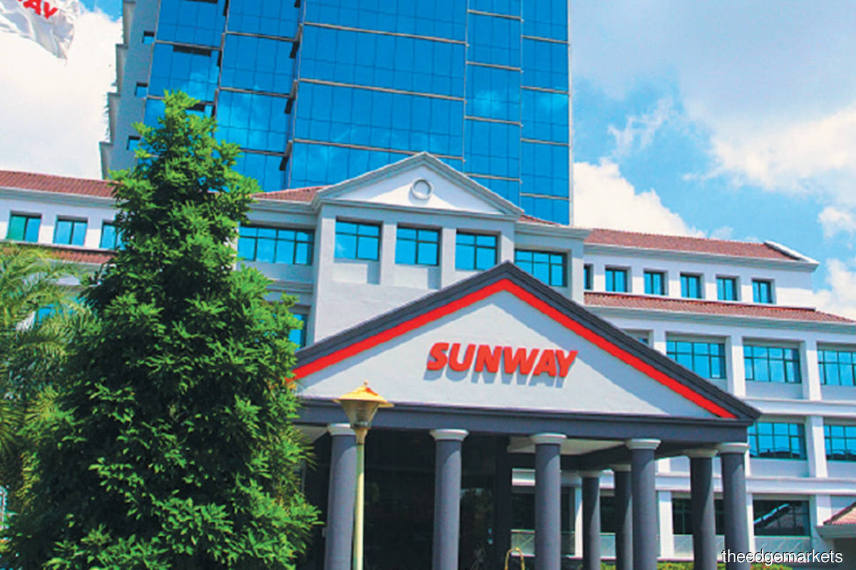 Sunway announces stock trading suspension pending announcement, amid talks that Singapore's GIC is finalising a deal to buy stake in its medical centre