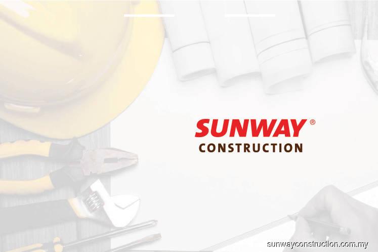 Sunway Constructionposts flat 2Q net profit, declares 3.5 sen dividend