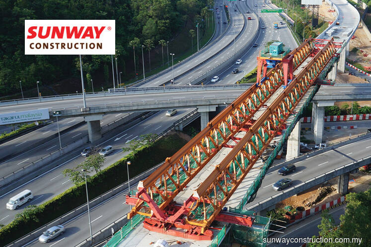 Sunway Construction has strong in-house project pipeline