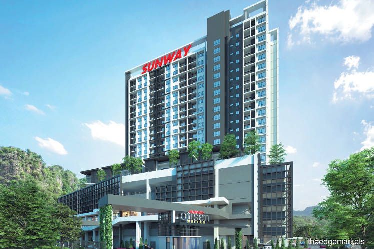 Sunway Onsen Suites enjoys 60% take-up rate in sales preview