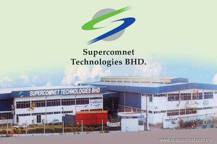 Supercomnet rises 3.92% on positive tecnical outlook