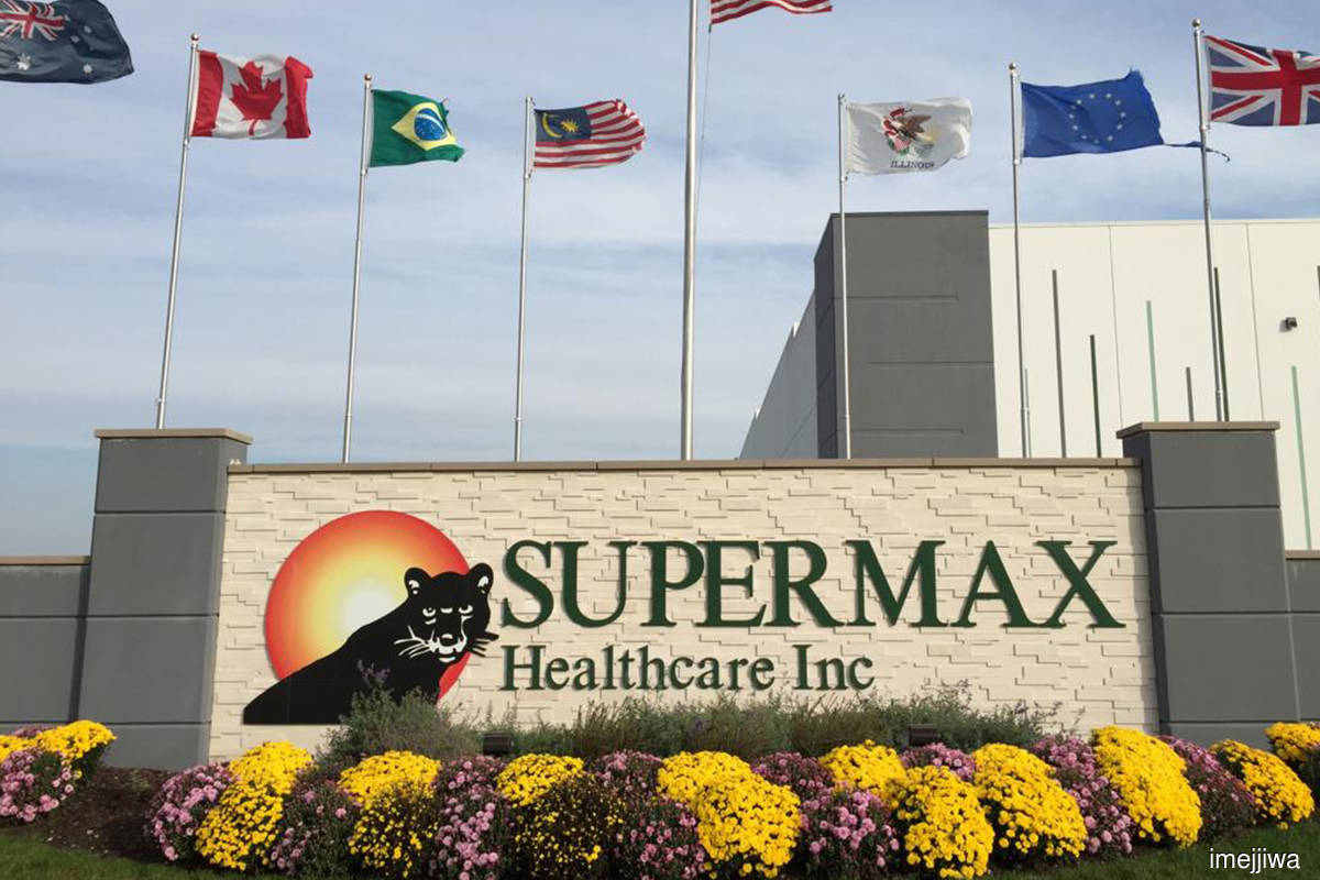 Glove maker Supermax claims its masks made with safe materials, do not contain graphene