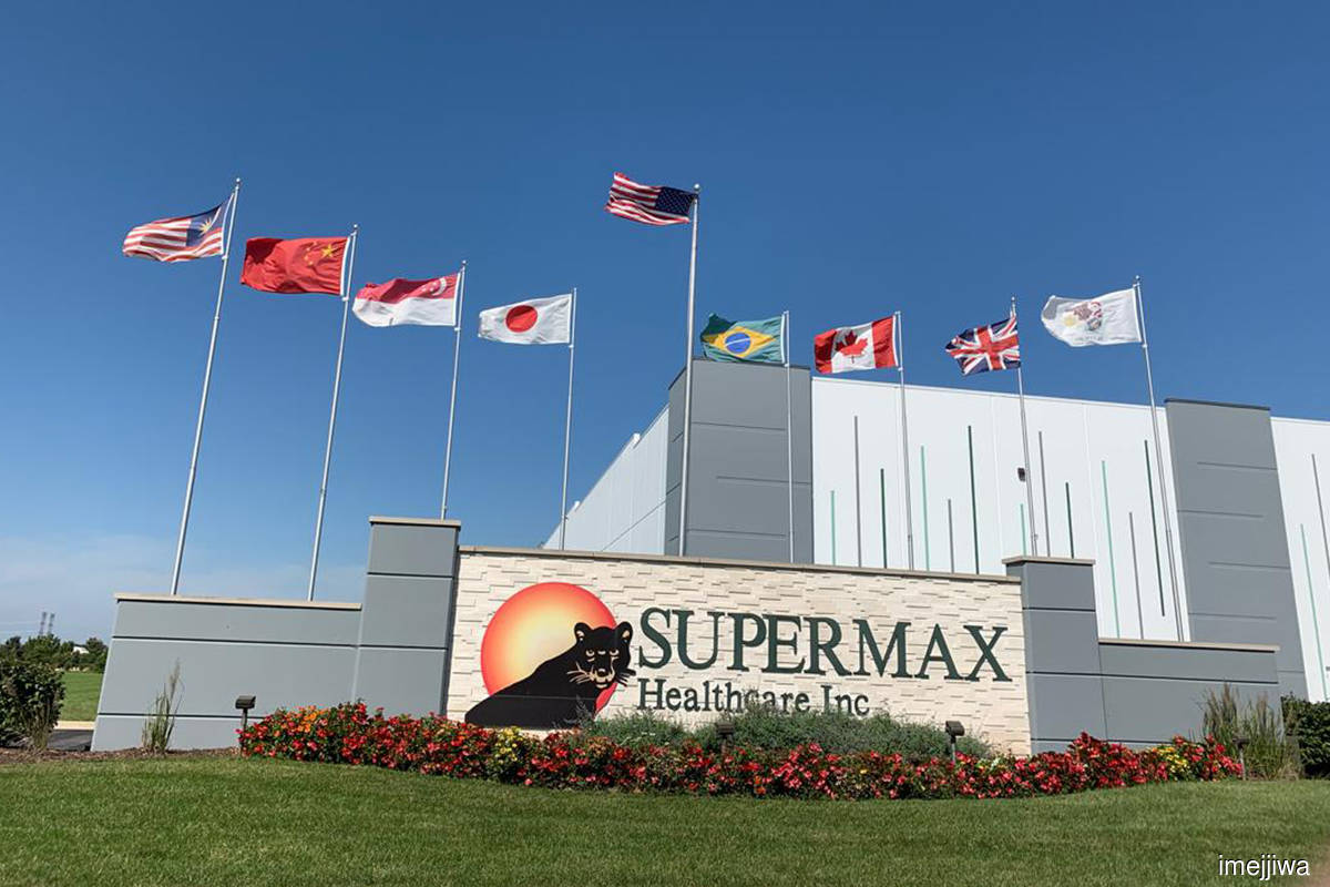 Supermax market cap tops RM30b as share price jumps to record high ...