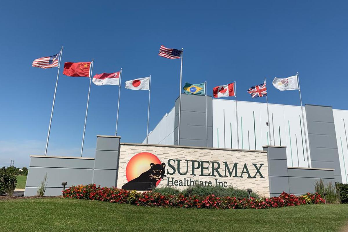 Supermax issues glove scam alert