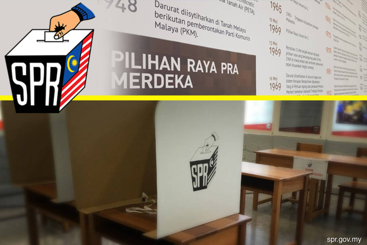 73 seats up for grabs in Sabah polls — EC