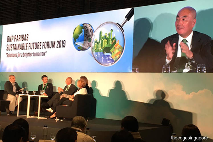 Asean lagging behind in sustainability efforts, experts say
