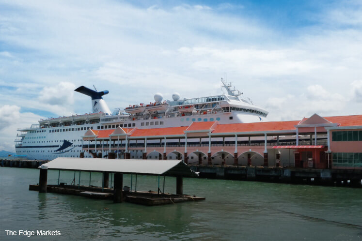 Special Report: Another massive cruise terminal in the making in Penang