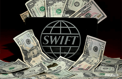 SWIFT says too early for widespread use of distributed ledger technology