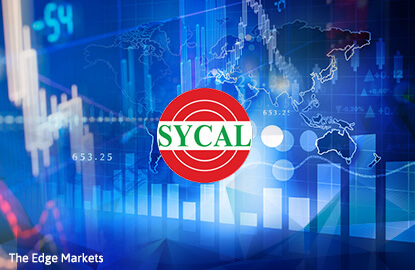 Stock With Momentum: Sycal Ventures