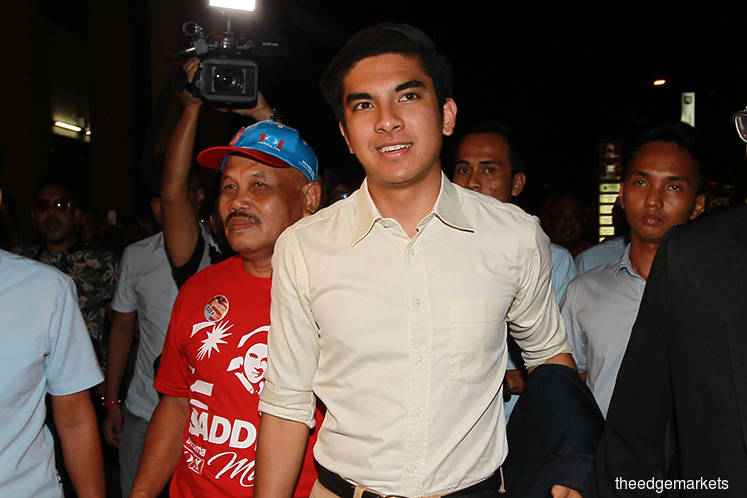 Syed Saddiq quizzed for 45 minutes over Al Jazeera interview