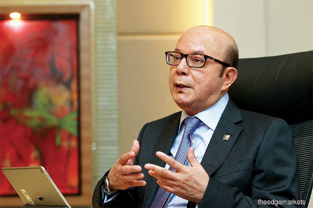 Syed Zaid has noted that the CMP3 takes into consideration global megatrends that will shape the recovery and growth of global and Malaysian economies as it steers the capital market towards three desired outcomes, namely being relevant, efficient and diversified. (Photo by The Edge)