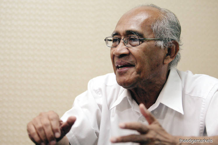 Politics and Policy: Syed Husin's outburst reflects growing frustration
