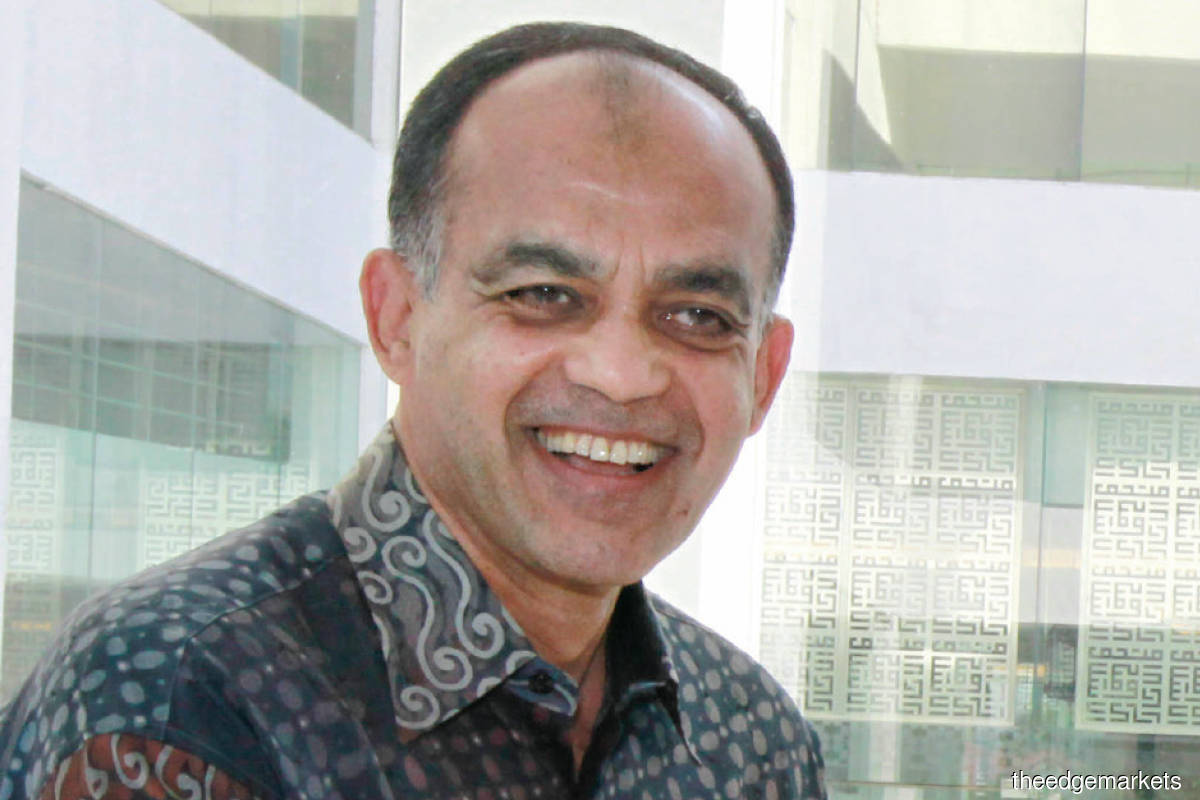 Syed Mokhtar has finally expressed formal interest in FGV after several years of speculation. (Photo by The Edge)