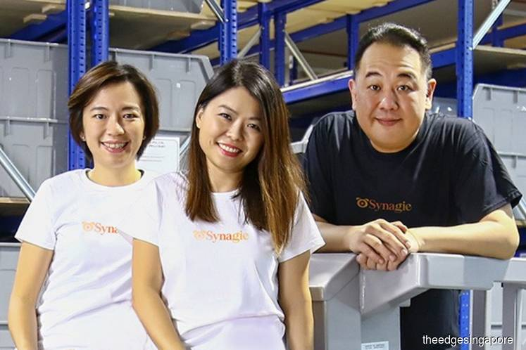 Enterprise Singapore links up with Synagie to spur SMEs' cross-border e-commerce growth