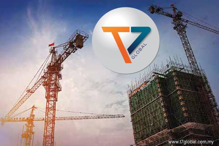 T7 Global bags repair job from Petronas Carigali, manpower contract from Vestigo