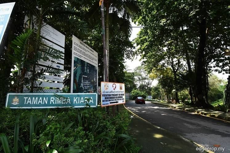 No encroachment into Taman Rimba Kiara park, says YWP