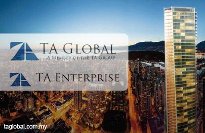 TA Global, TA Enterprise shares open higher on Trump victory