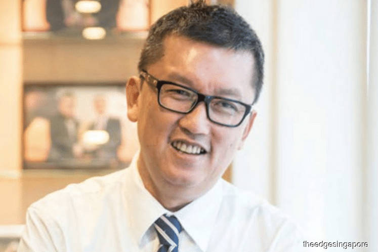 TEE International's ex-CEO Phua Chian Kin hauled up by CAD for probe
