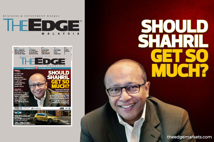 Should Shahril get so much?