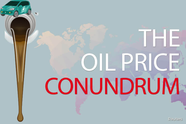The oil price conundrum