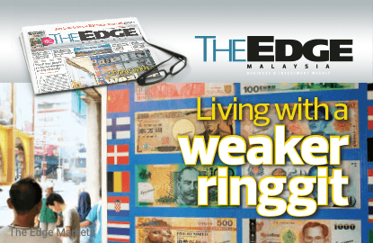 The pain of a weaker ringgit