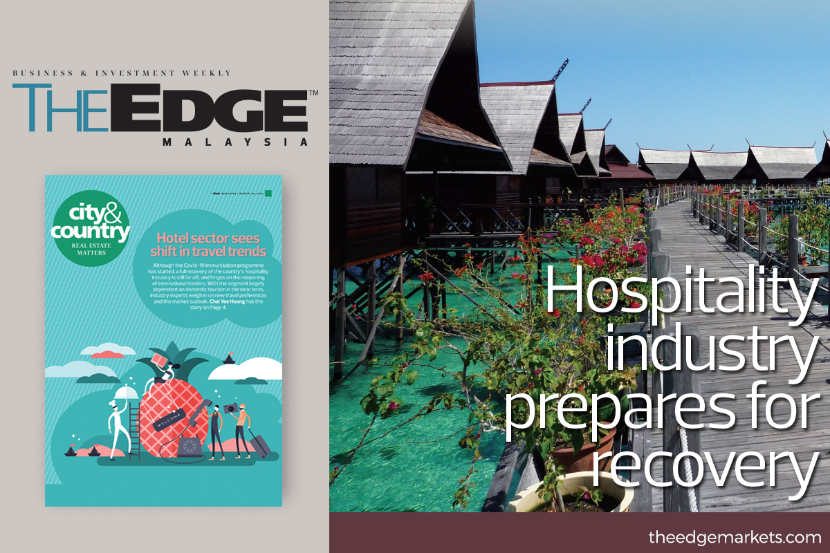 Hospitality industry gears up for post-pandemic recovery