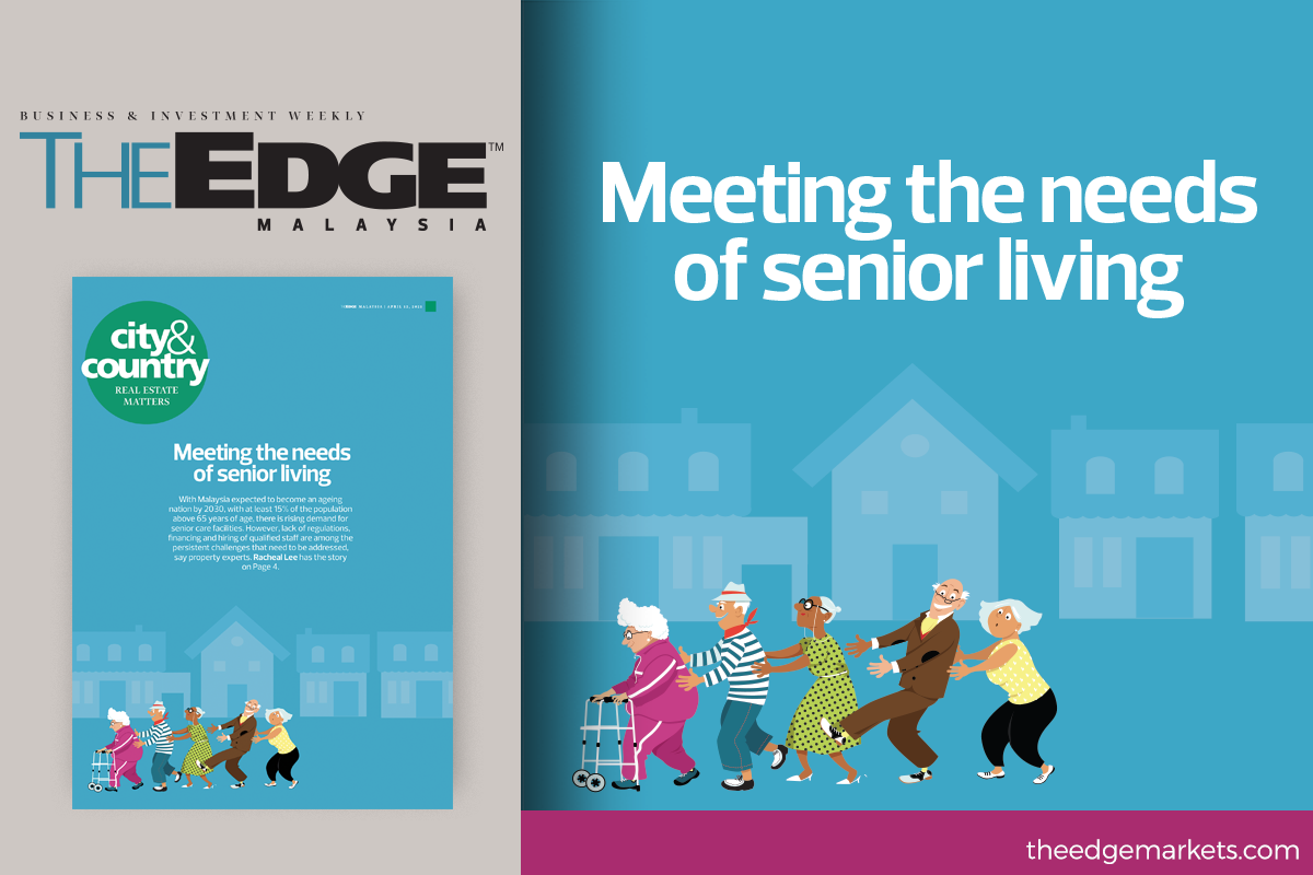 Meeting the needs of senior living