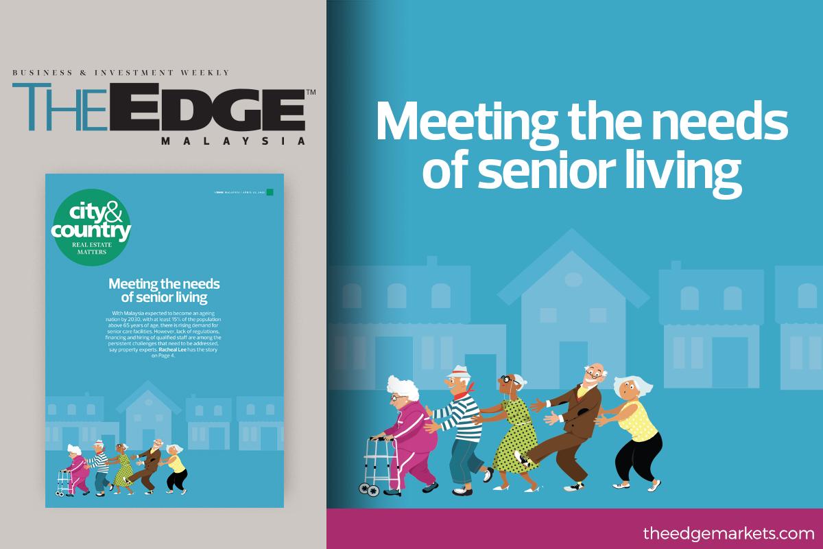 Meeting the needs of senior living