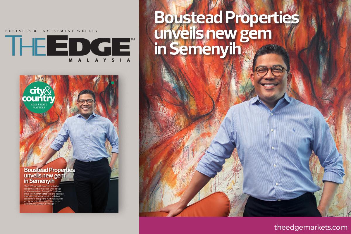 Boustead Properties unveils new gem in Semenyih