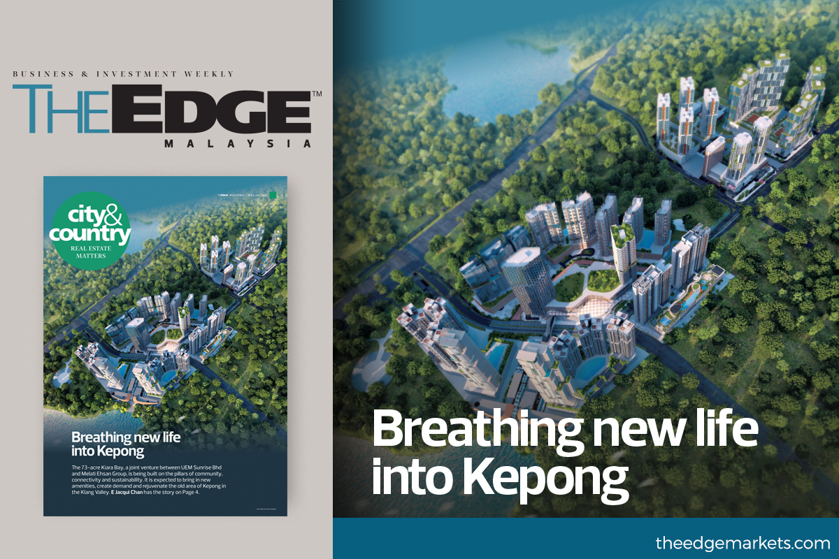 Breathing new life into Kepong