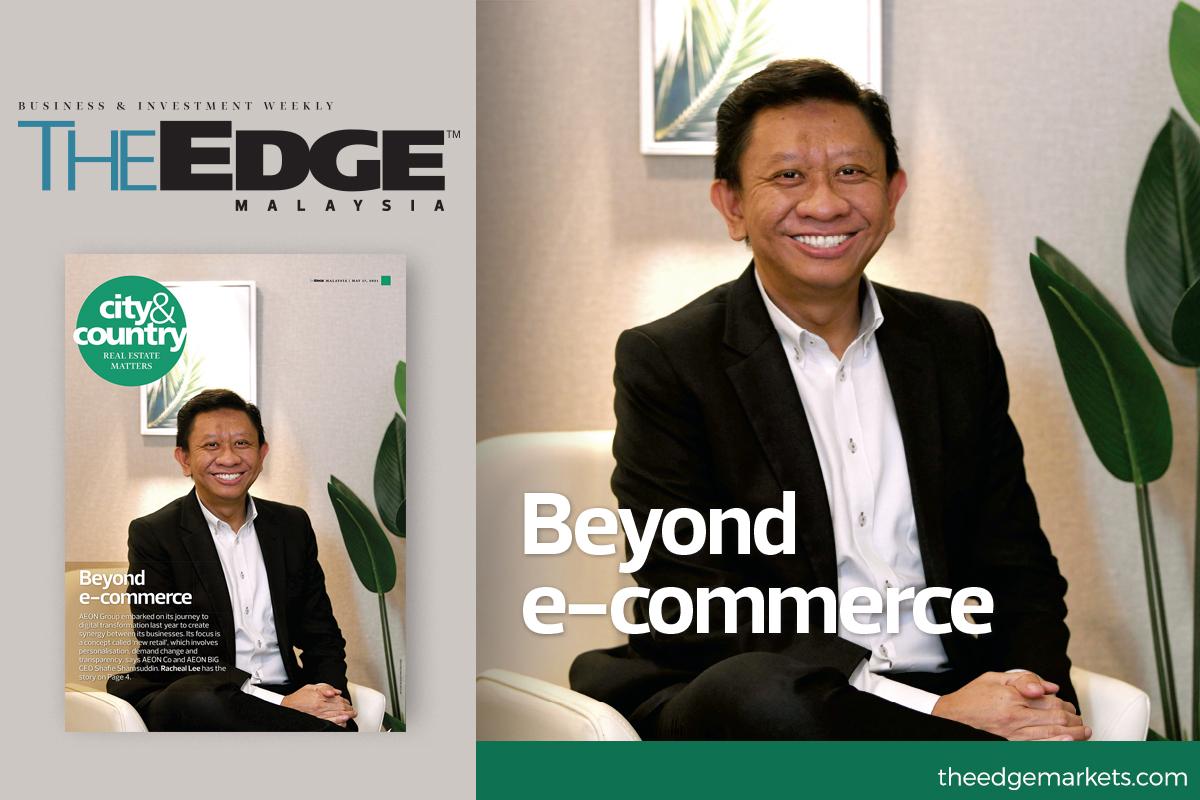 Beyond e-commerce