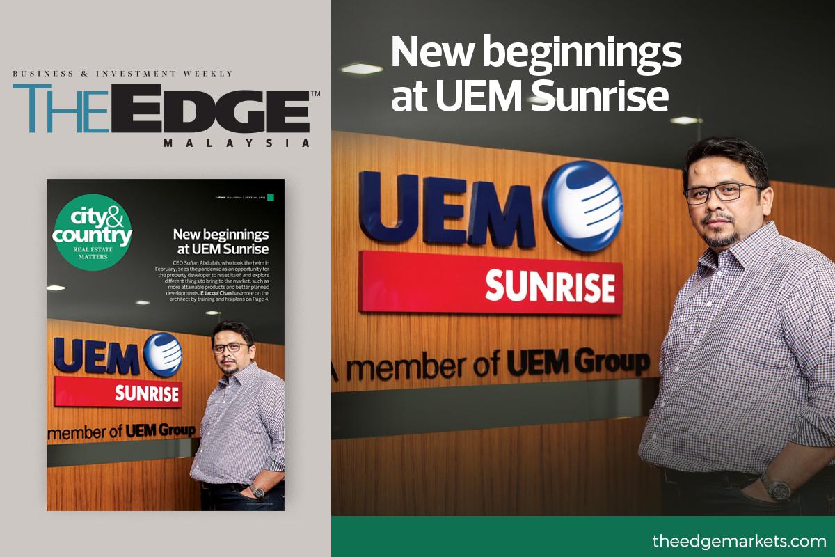 New beginnings at UEM Sunrise